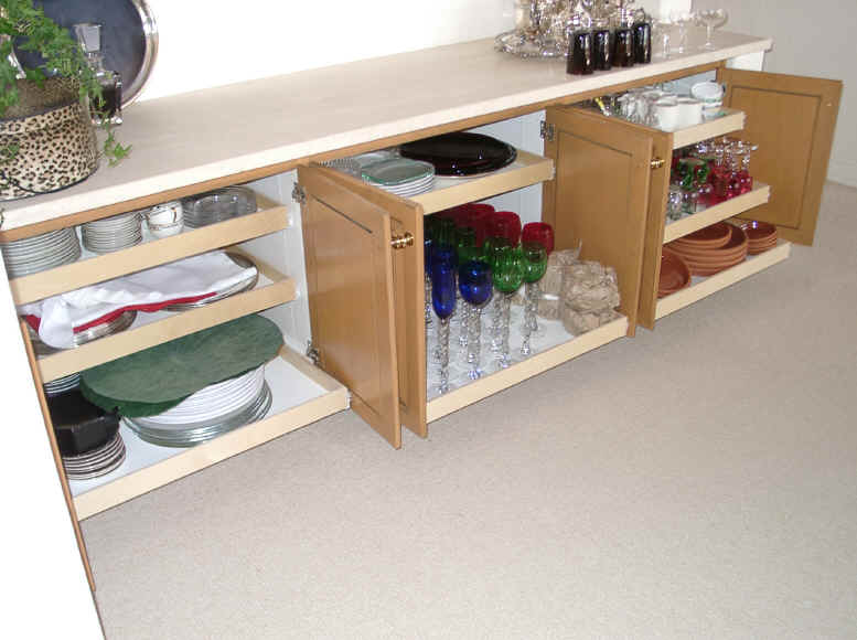 ... China Storage Glass Slide Out Shelv Tv Swivel Accessibility Organize  Space Laundry Cabinet Heavy Duty ...