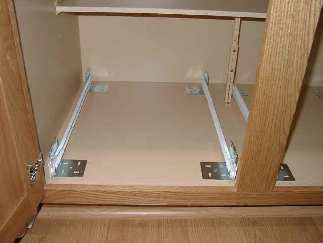 cabinet sliding shelves hardware 2