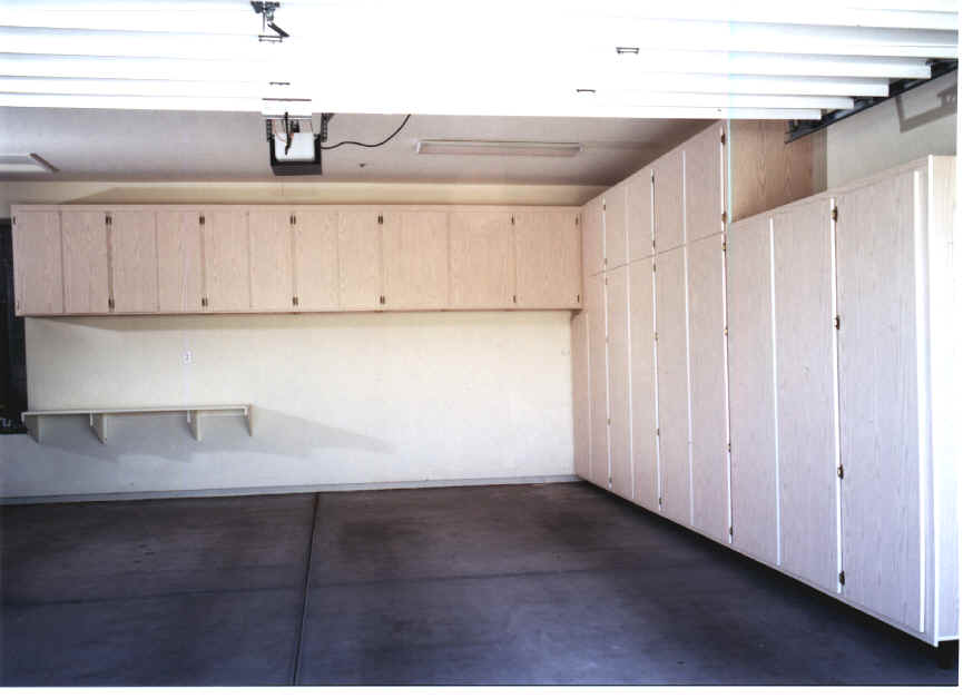 ... sts garage storage cabinet monster storage for a moster garage getting  organized with a workbench for ...