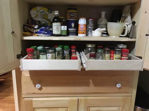 Shelves That Slide Custom Kitchen Pull Out Sliding