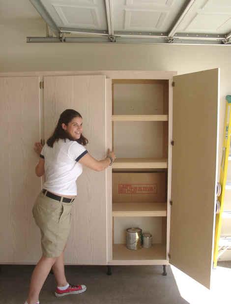 Attirant ... Sts Garage Cabinet Pretty Girl ...