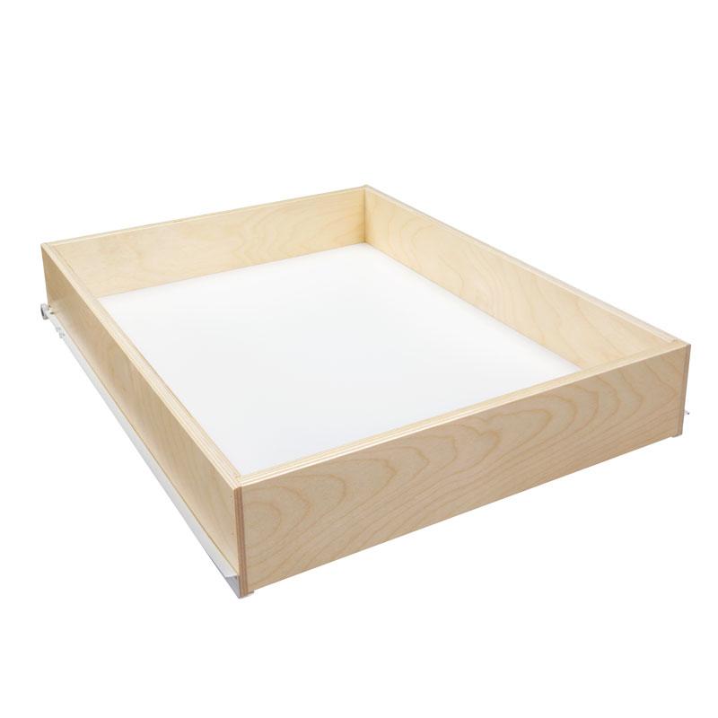 Shelves That Slide